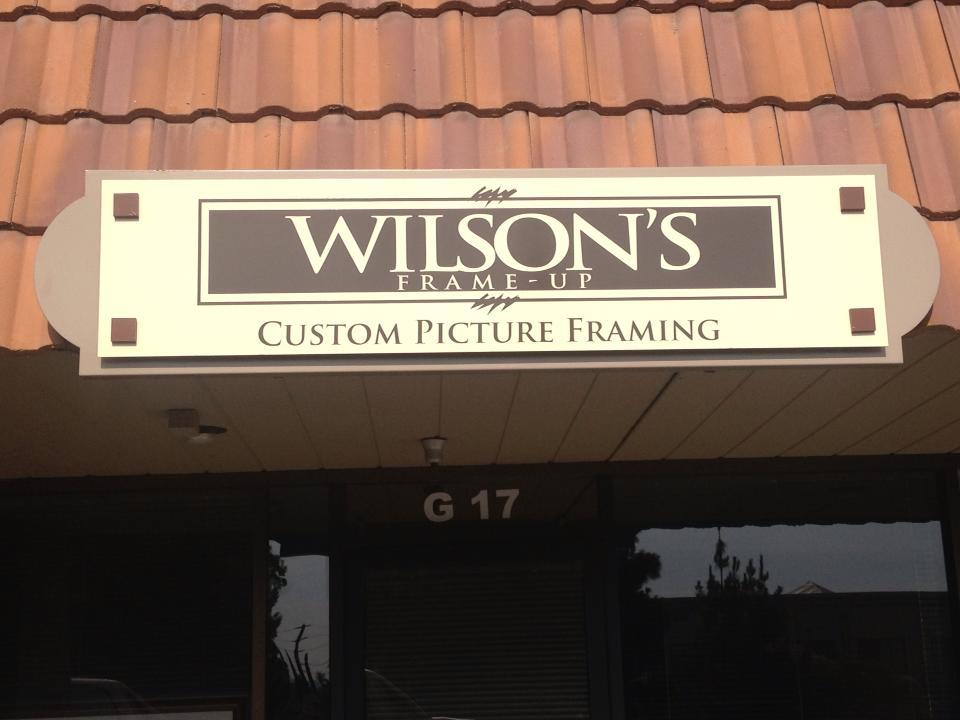Wilsons Frame Up