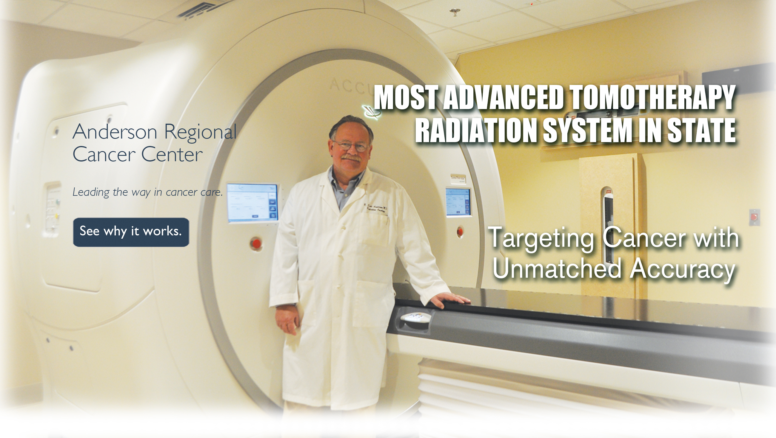 Anderson Regional Cancer Center - Meridian, MS