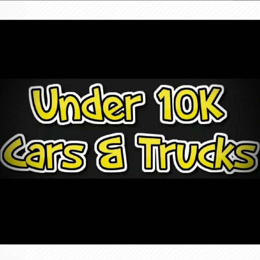 Under 10K Cars & Trucks