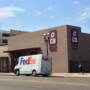 C B Merchant Services Celebrating 100 Years - Stockton, CA
