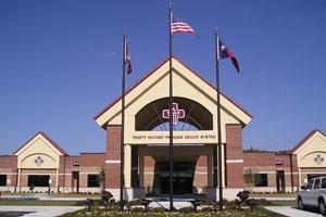 CHRISTUS Trinity Mother Frances Health and Fitness Center - Canton - Canton, TX