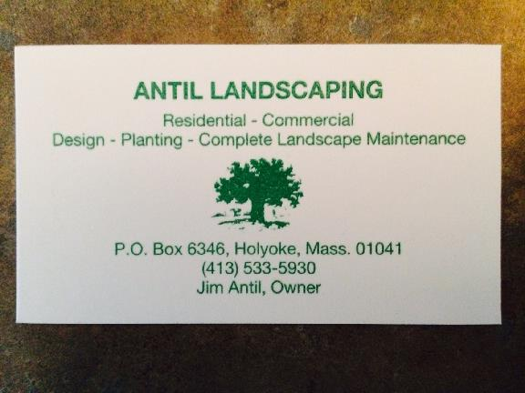 Antil Landscaping - Holyoke, MA