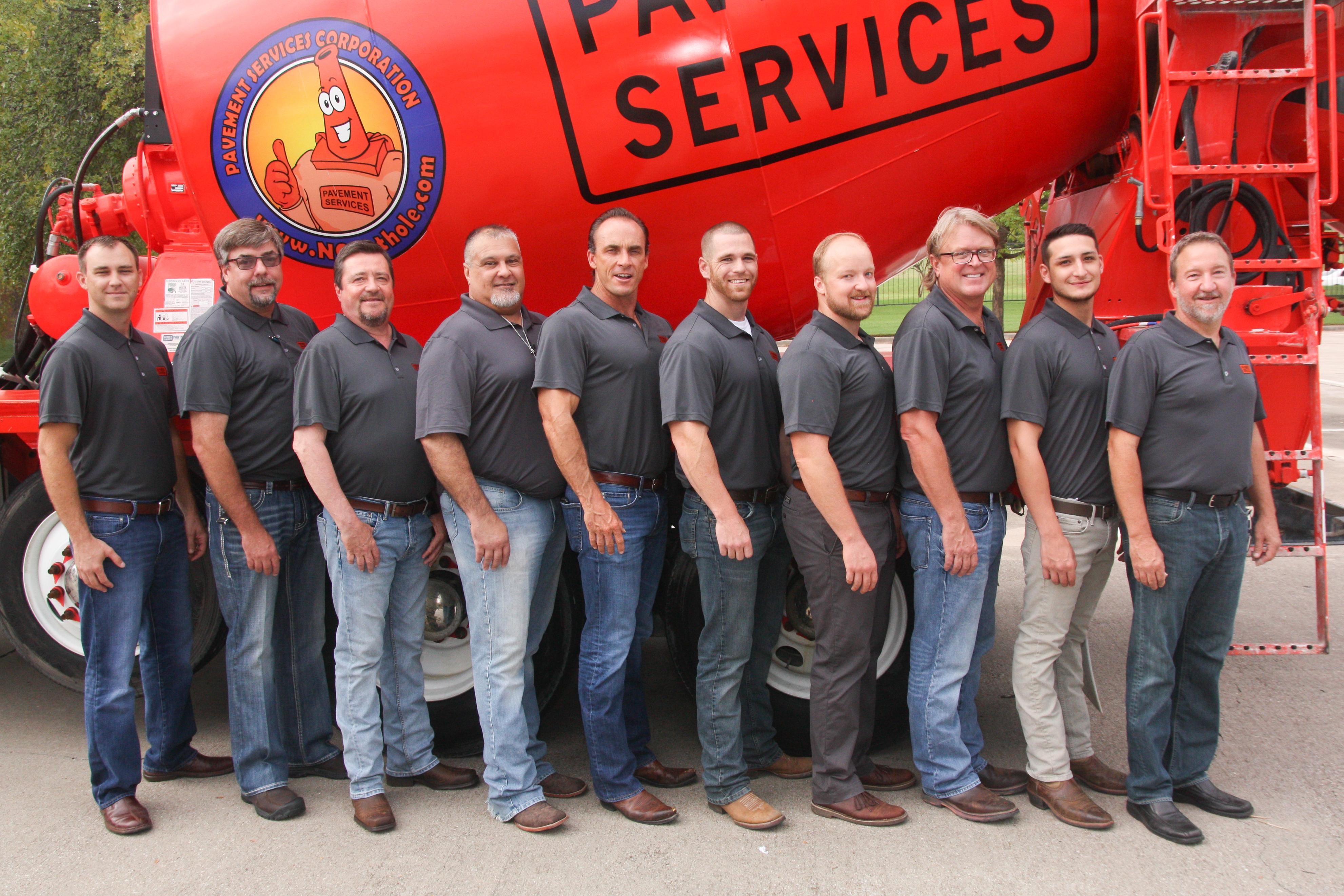 Pavement Services Corporation - Houston, TX