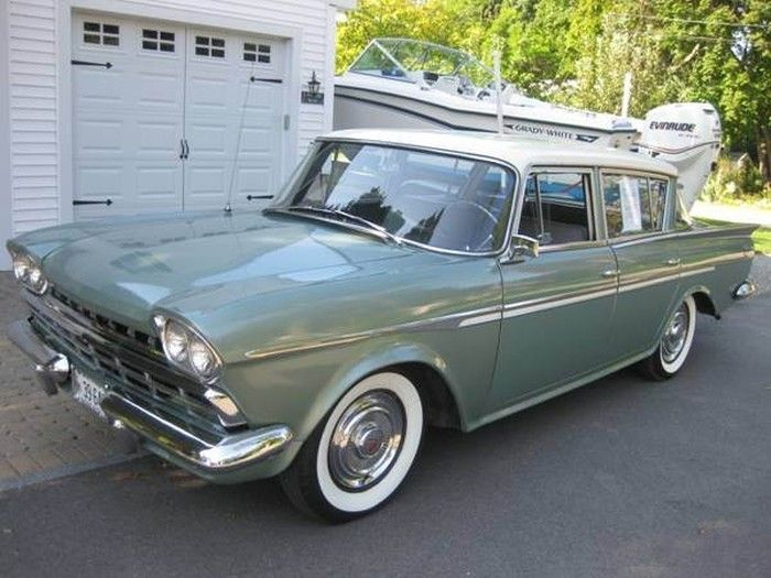 Blaser Auto Nash, Rambler, AMC