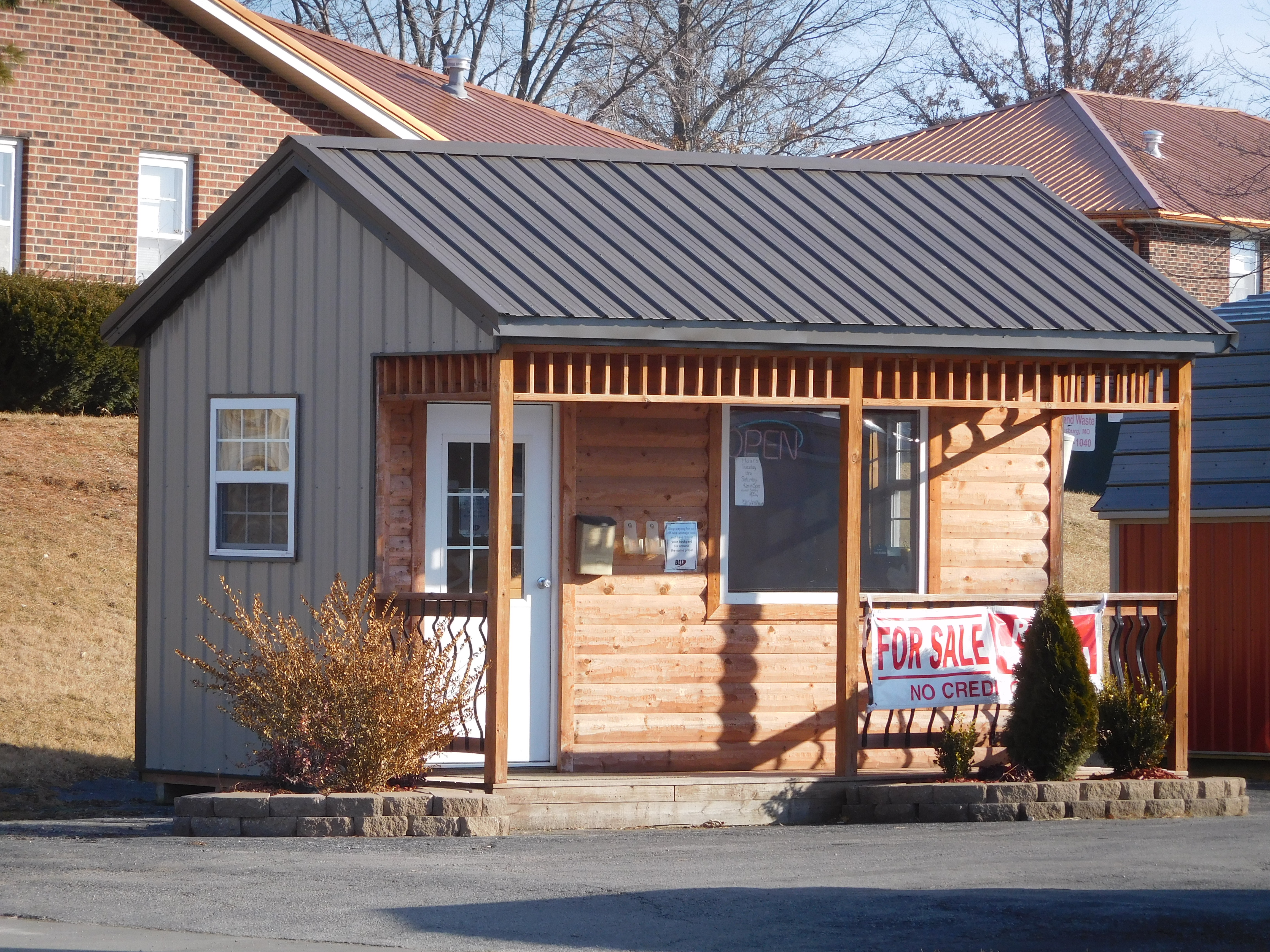 Premier Barns Retail Lot - Richmond, MO