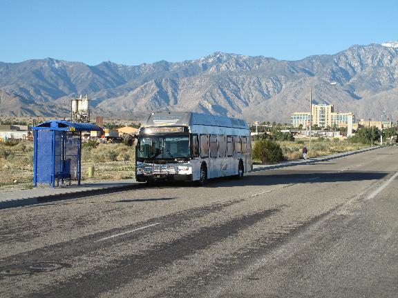 SunLine Transit Agency - Thousand Palms, CA