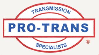 Pro-Trans Auto Experts