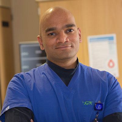 Srinivas Ketharaju, MD - Ogdensburg, NY