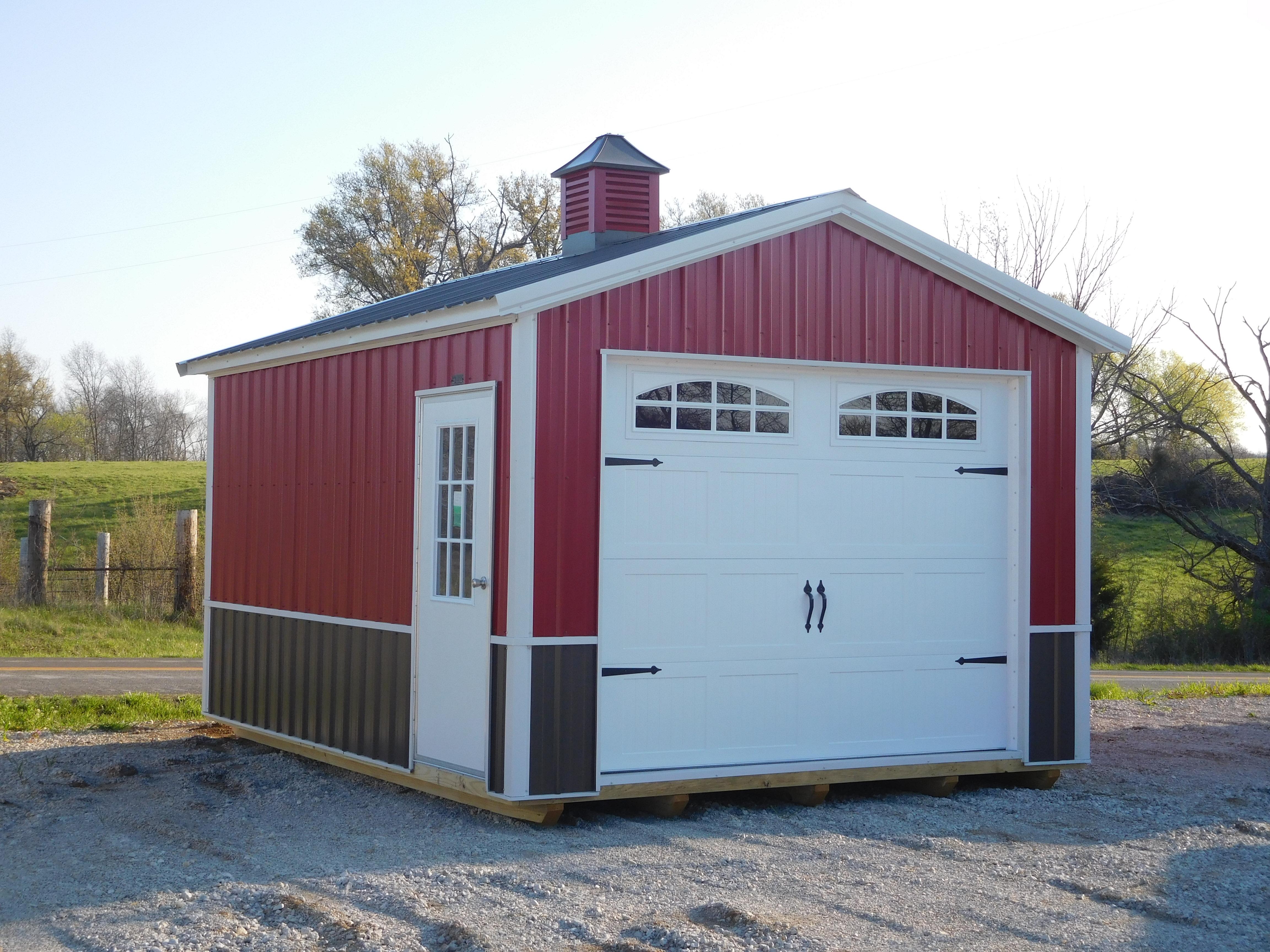 Premier Barns - Richmond, MO