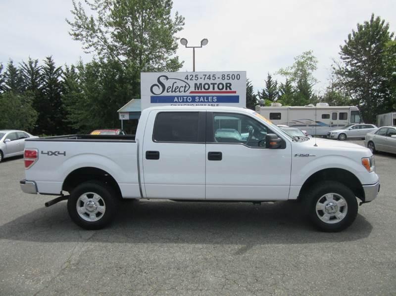 Select Motor Auto Sales - Lynnwood, WA