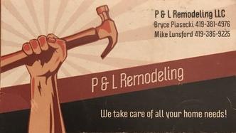 P & L Remodeling, LLC