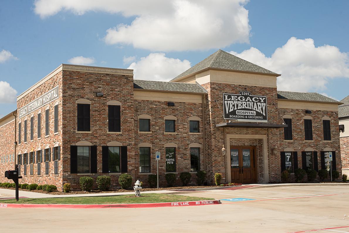 Legacy Veterinary Hospital - Frisco, TX