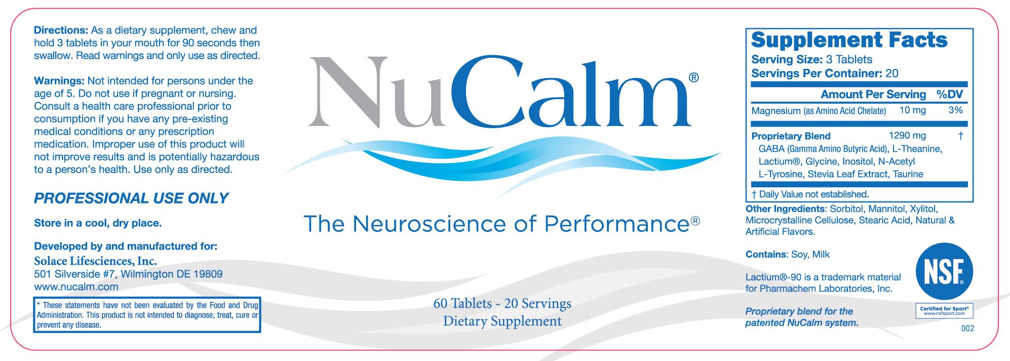 NuCalm - Wilmington, DE