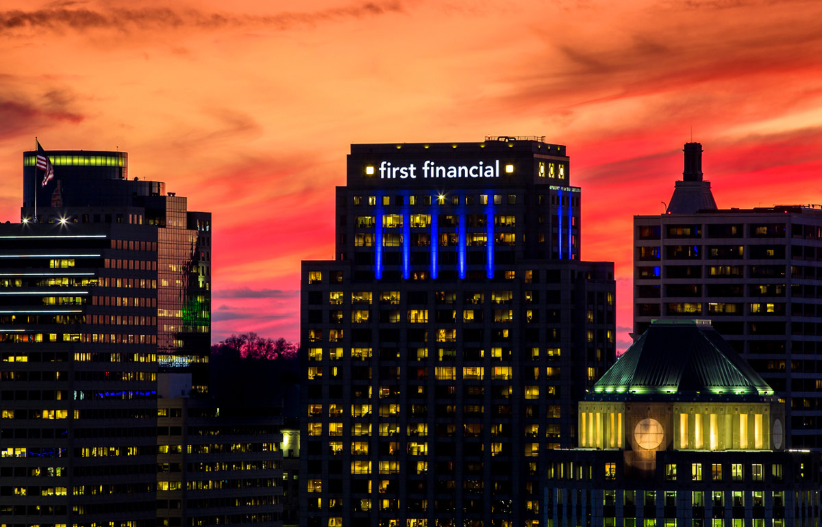 First Financial Bank - Columbus, IN