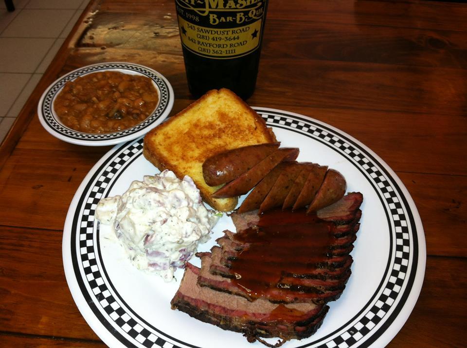 Pit Master BBQ Cafe - Spring, TX