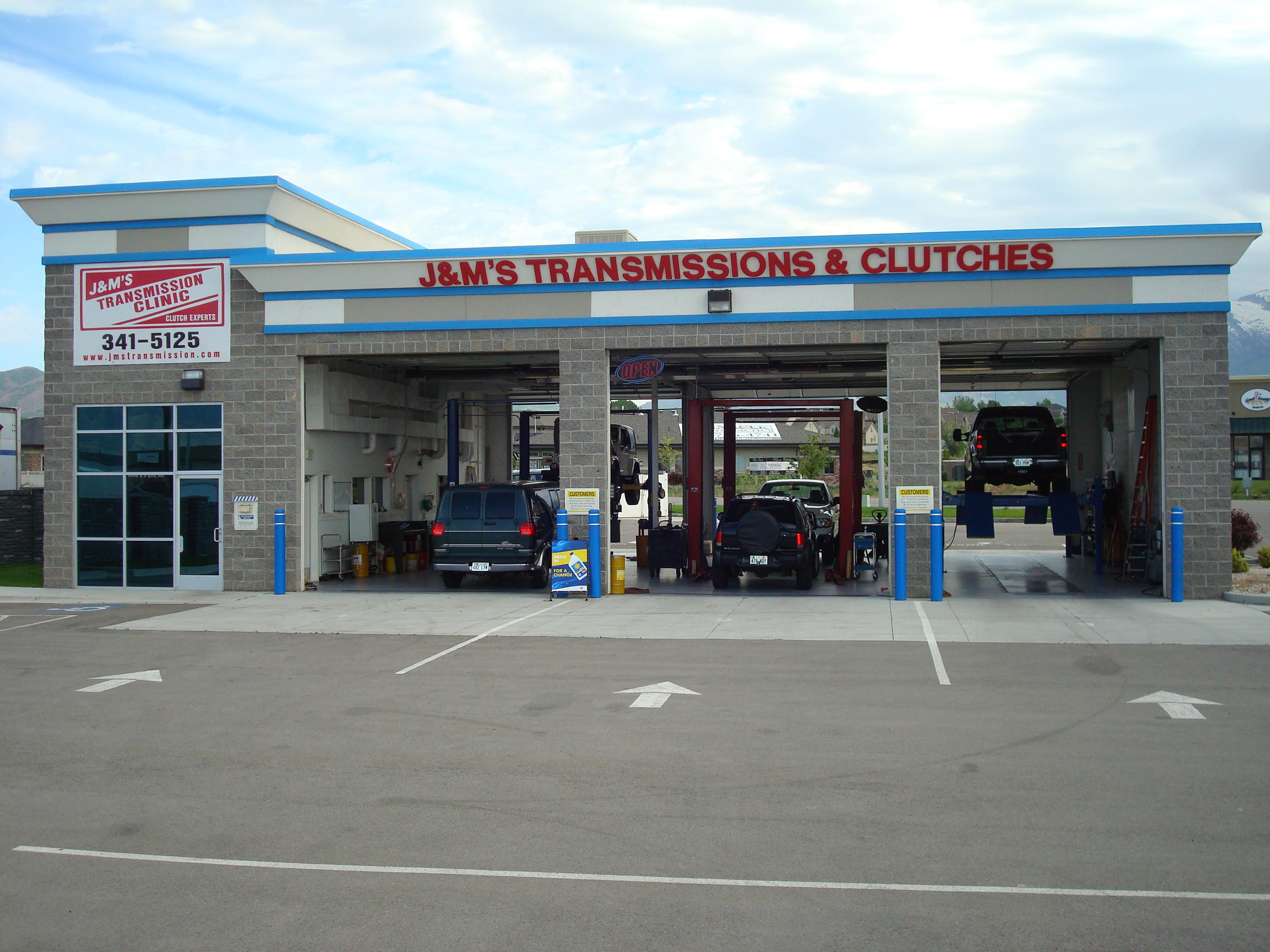 J&M Transmission - Lehi, UT