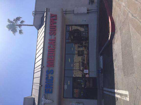 Eric's Medical Supply - San Diego, CA