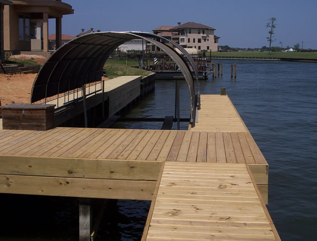 Anchor Boatlifts - Montgomery, TX