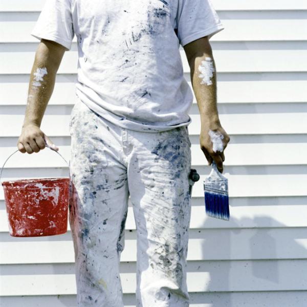 James Sherrill Painting - Atascadero, CA