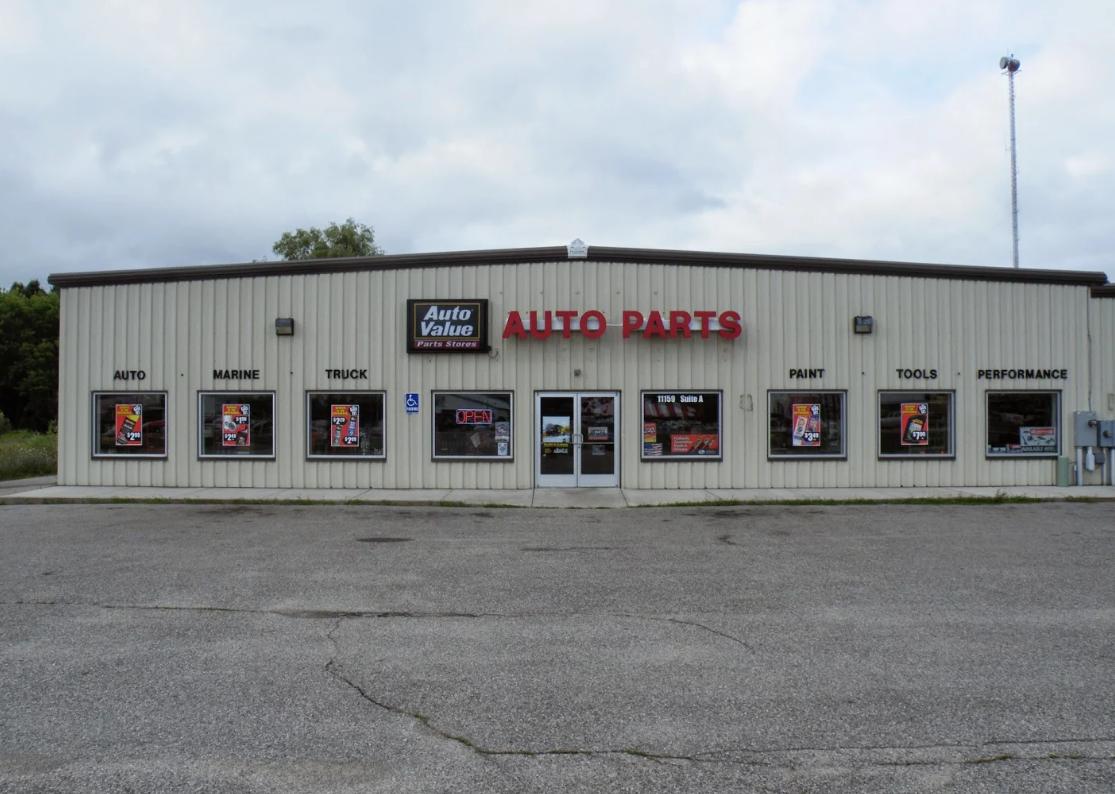 Auto Value - Greenville, MI
