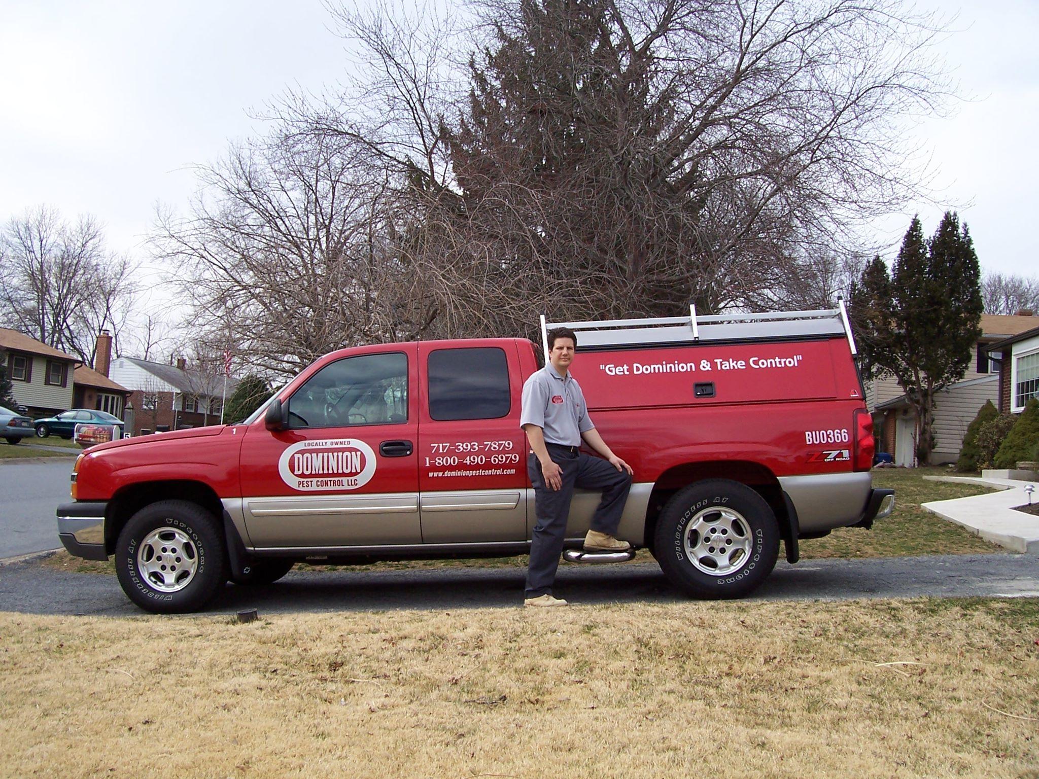 Dominion Pest Control LLC - Lancaster, PA