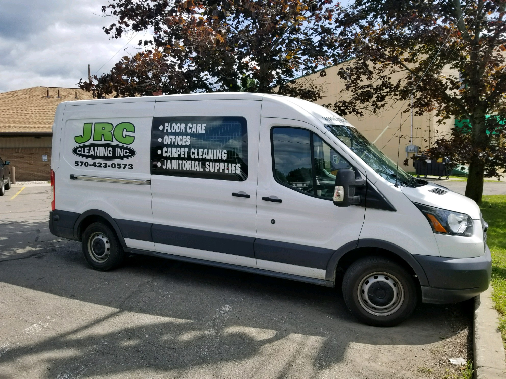 JRC Cleaning Inc. - Athens, PA