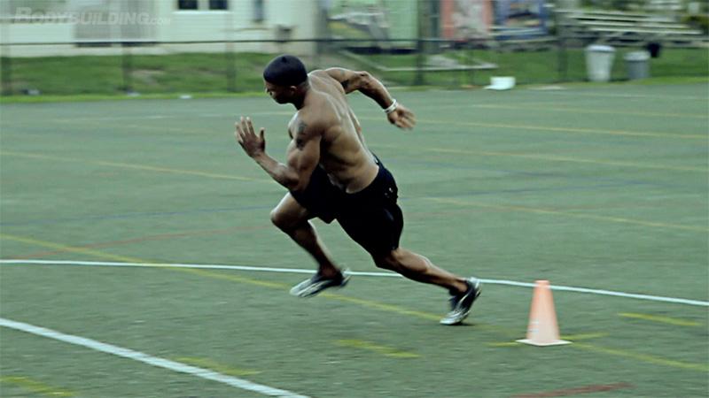 running acceleration