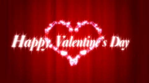 Valentines Day theme. Text can be adjusted to your own needs. It transitions in with Trapcode Form. The Heart shape animated in with Trapcode Particular. Trapcode Starglow is also used but is not necessary.