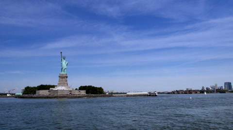 3495 The Statue of Liberty.