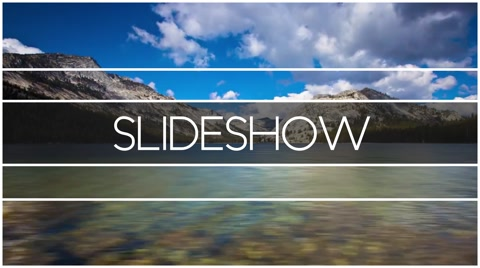 Modern video / photo and text titles scrolling slideshow animation  Very easy to customize. Simply drag and drop your media (photo or video), change texts  and render this motion design photo gallery slideshow out.  15 photo placeholders. 10 text holders.  Works with any photos/videos and texts. Full HD 1080p, 1920x1080, resizable. AE CS5.5 (works with higher versions) Music download instruction is in help file. (footage video from preview is not included) Instruction inclded.