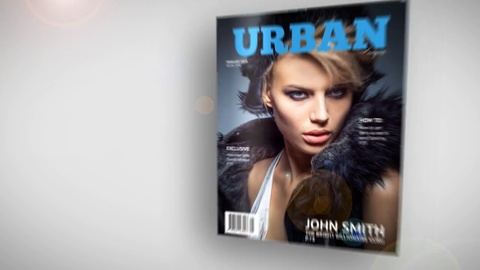 Short Magazine Promo is a clean template that allows you to showcase your new magazine and upcoming publications. A great way to promote and advertise your magazines, comics and newspapers. Grab your audience's attention with this stunning animated magazine promo.  * Images used in the preview are not included *song used in the preview is not included but it is available for purchase here: https://www.pond5.com/stock-music/46479441/royal-straight-flush-upbeat-fun-funk.html#