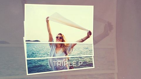 Triple Photos Opener is a beautifully designed and elegantly animated After Effects template with simple text animations and smooth transitioning effects. This template contains 11 media placeholders and 11 editable text layers. A fantastic way to show off your traveling, vacations, sports, fashion, friends and family photos.  Available in HD. Music and pictures used in the preview are not included in the template.