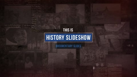 We are glad to present our History Slideshow!  Looking for something fresh and stylish? Fly through your photos into abstract space!  Features:  CS6 and above No plugins required 54 seconds length 12 photo holders / 12 text holders / 1 intro text holder Music and photos used in preview are not included.