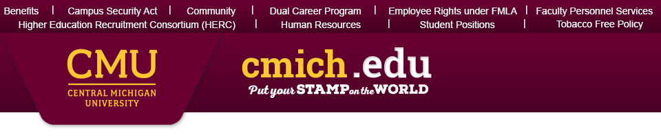CMU: Employment Opportunities