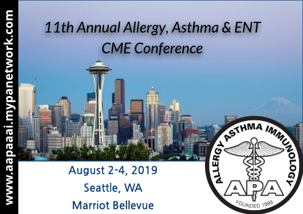 Association of PAs in Allergy, Asthma & ENT CME Conference