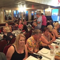 Social Event on the Natchez Riverboat