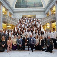 Utah PAs on the hill 2017