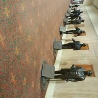 Convention Center hallway