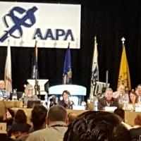 HOD Meeting at AAPA Conference, 2016, San Antonio