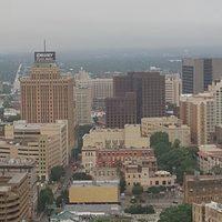 Skyline of San Antonio