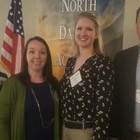 2018 Kathy Ohly Scholarship Recipients Tracy Kirchner and Catherine Bopp