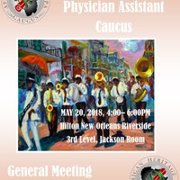General Meeting Flier