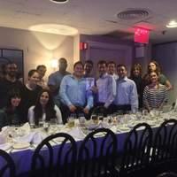 NY-NJ Area Dinner Meeting, 2019