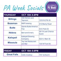 2019 PA Week Social