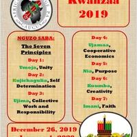 Celebrating Kwanzaa 2019