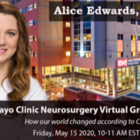 Virtual Neurosurgery Grand Rounds