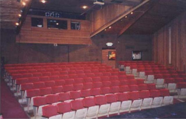 Morgan Wixson Theatre Spacefinder La