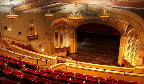San Jose Theaters California Theatre Bay Area
