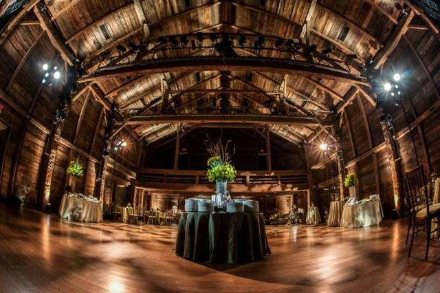 Wolf Trap Foundation For The Performing Arts The Barns At