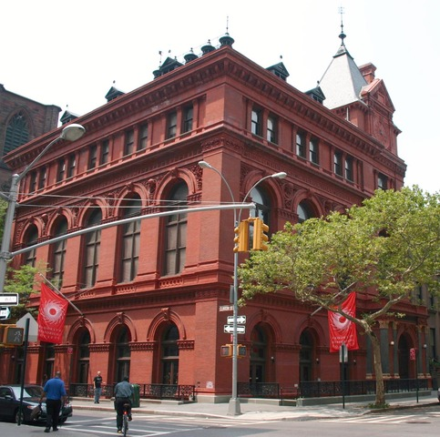 Brooklyn Historical Society Spacefinder Nyc